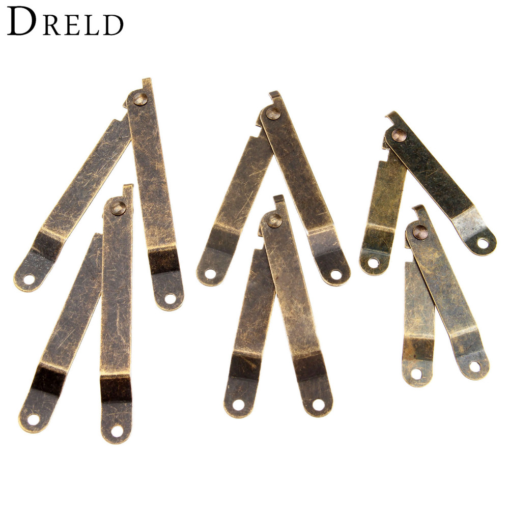 2Pcs Antique Bronze Lid Support Hinges Stay For Box Display Furniture Accessories Cabinet Door Kitchen Cupboard Hinges Lid Stays 2pcs set stainless steel 90 degree self closing cabinet closet door hinges home roomfurniture hardware accessories supply