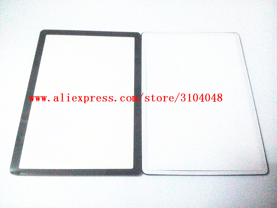 New Outer LCD Screen Display/outer Window Glass Replacement For Canon 60D;DS126281 SLR camera