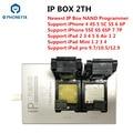 PHONEFIX IP Box 2th Neueste IP BOX V2 Hohe Geschwindigkeit NAND Programmierer SN Lesen Schreiben Werkzeug für iPhone 4 S 5 5 S 6 6 P 6 S 6SP 7 7 P Alle iPad