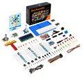 Sunfounder, super kit de aprendizagem iniciante para raspberry pi 4b 3b + 3b 2b b + a zero com livro de instrução