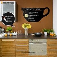 Personalized Wallpaper Series Blackboard Decal Vinyl Chalkboard Wall Sticker Home Decor Removable wall stickers