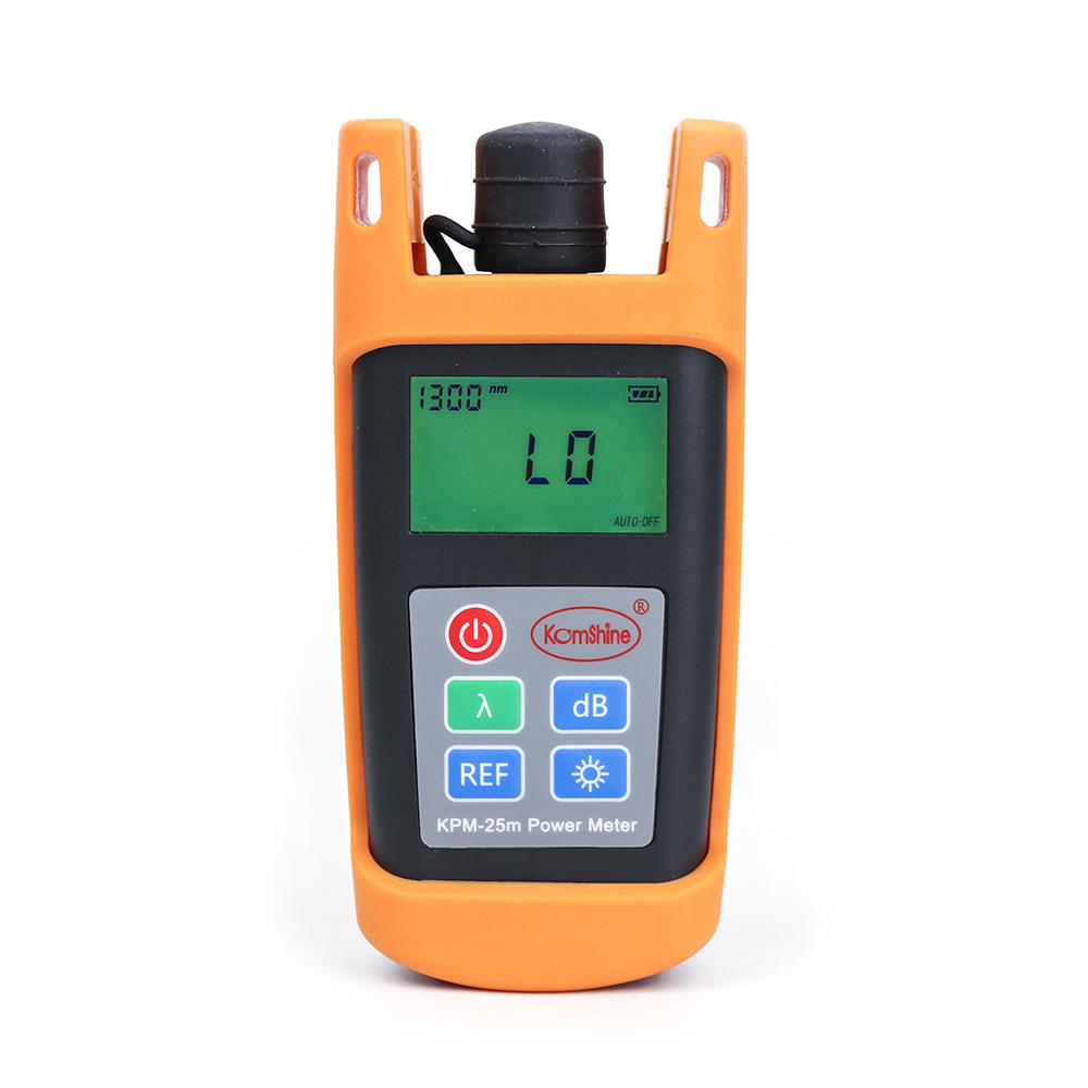 Image 3 - KomShine KPM 25 OPM optical power meter  with SC/UPC connector-in Fiber Optic Equipments from Cellphones & Telecommunications