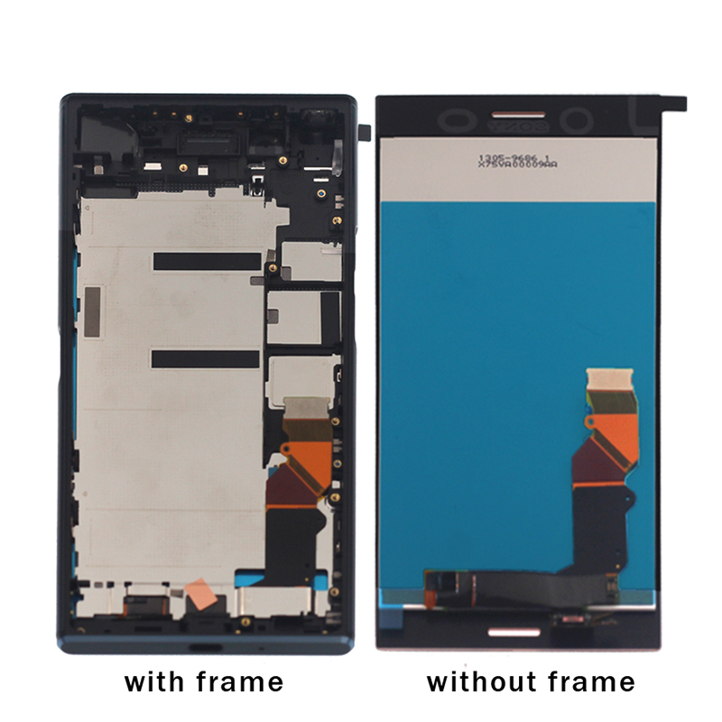 "Image 4 - AAA 5.5"" LCD For Sony Xperia XZ Premium G8142 E5563 LCD Monitor Digitizer Assembly Glass for Sony Xperia XZP Display LCD Monitor-in Mobile Phone LCD Screens from Cellphones & Telecommunications"