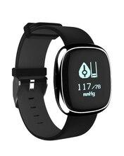 Smart Band P2 крови Давление монитор сердечного ритма Смарт Браслет Шагомер сна фитнес-трекер для смартфонов IOS и Android
