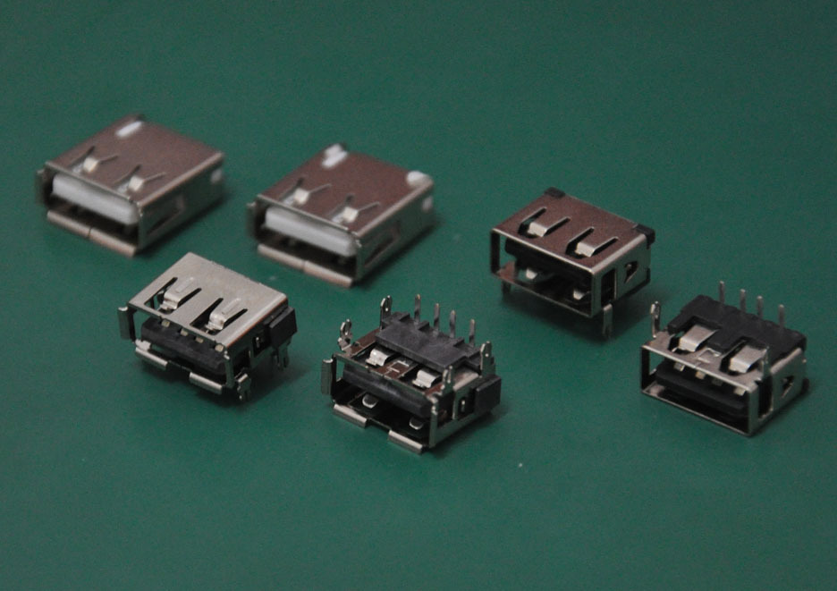 (3 model/ 30 pcs /lot) Laptop Common Short body-line USB Connector Socket, fit for Computer motherboards and chassis
