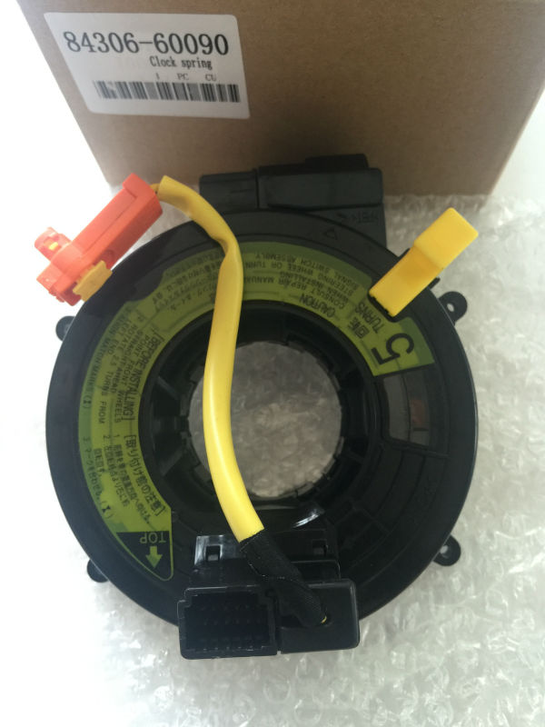 SPIRAL 84306-60090 8430660090 Genuine Toyota CABLE SUB-ASSY