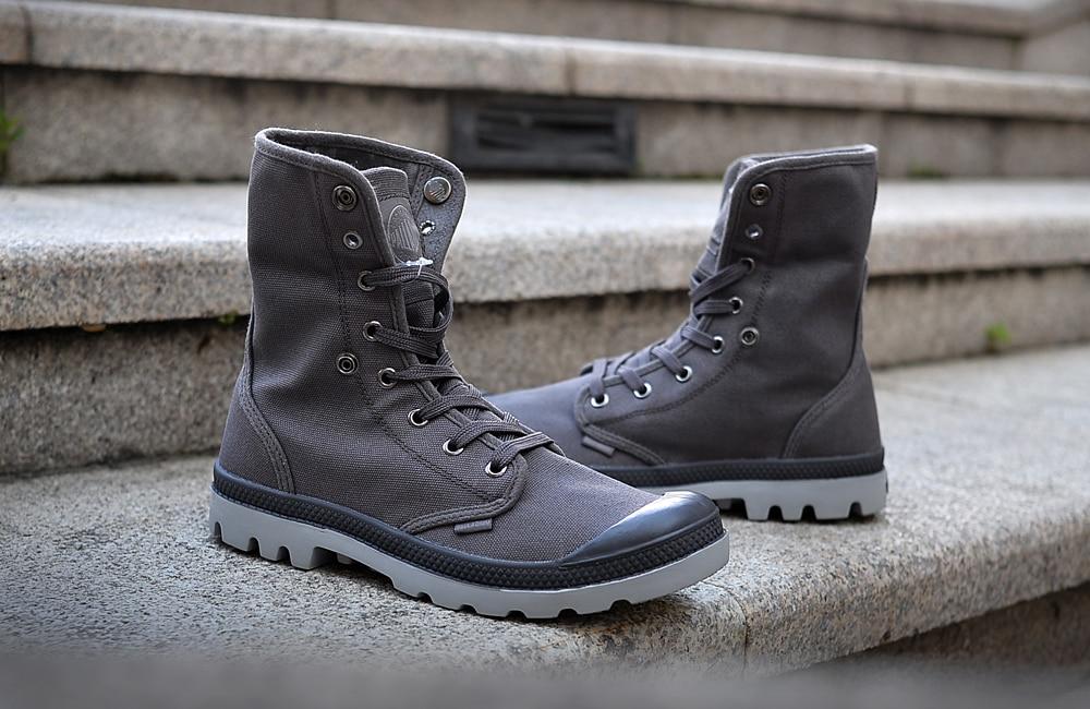 Soldats Taille 40 Toile Femmes 1 Mode 2 Confortable Palladium Casual 3 De 36 Baggy Bottes Chaussures pqMVSUz