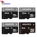ADATA Micro SDHC 16GB 32GB MicroSDXC 64GB U1  Class10 Micro SD 8GB Class4 Memory card TFCard Support Official Verification