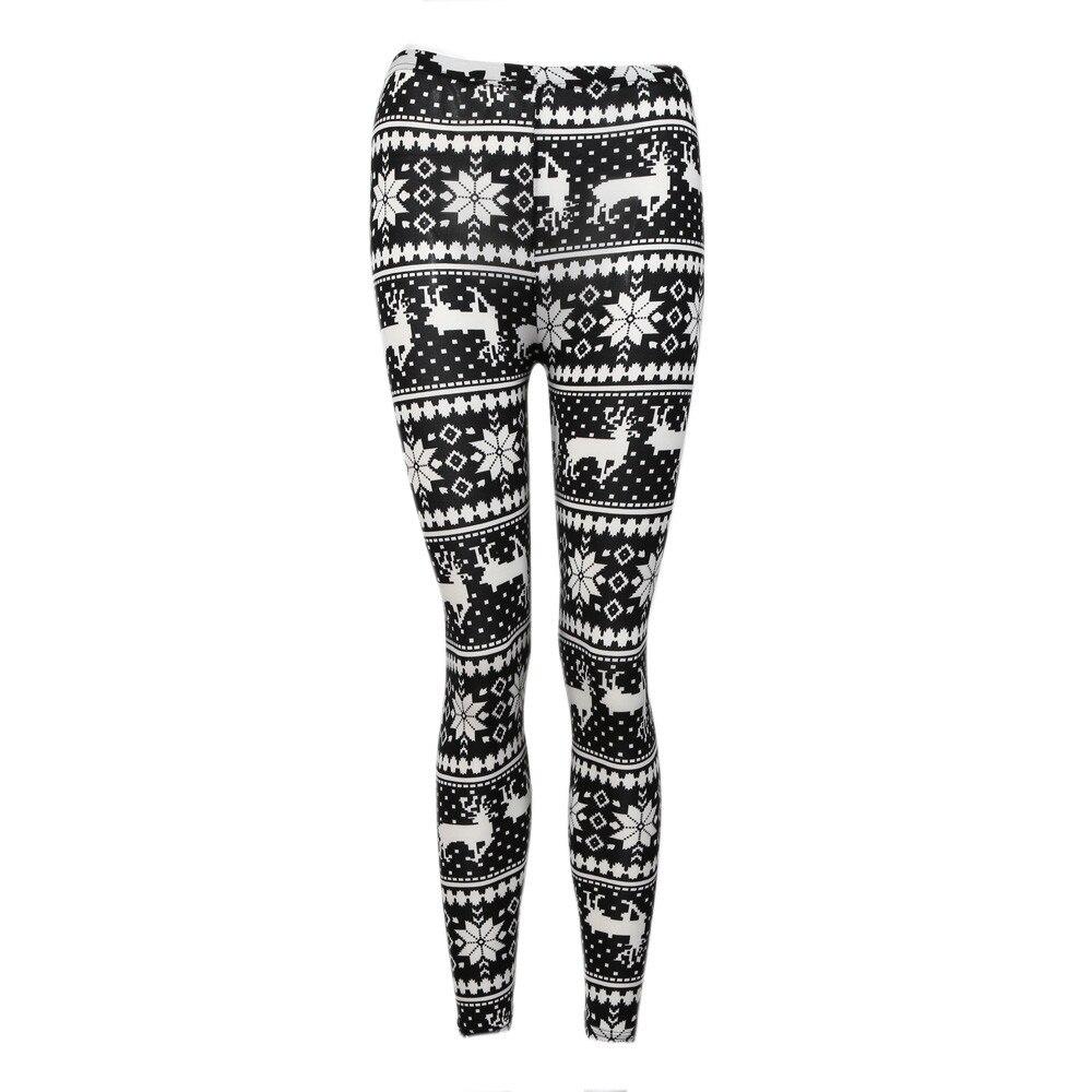 Hot Marketing New Good Quality Fashion Women Lady Elasticity Skinny Tribal Printed Leggings Drop Shipping polainas Stretchy #080