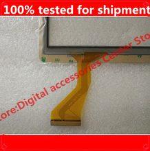 2 шт./Лот Новый сенсорный экран для планшета 10,1 дюйма MJK-0675 FPC внешняя Сенсорная панель дигитайзер стекло сенсор Замена