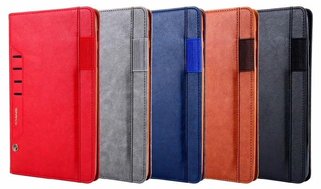T380 Case For Samsung Galaxy Tab A 8.0 2017 T385 SM T380 SM T385 case High Quality PU Leather + TPU Back Flip Stand cover funda