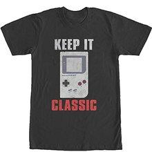 "Classic Nintendo's Game Boy ""Keep it Classic"" t-shirt"