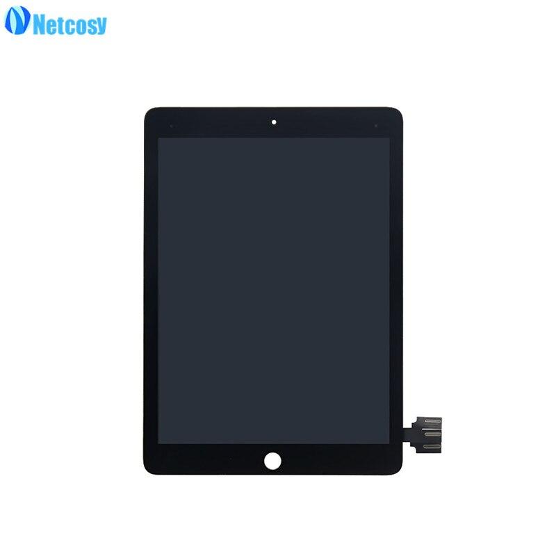 """Pour ipad Pro 9.7 """"écran LCD de haute qualité écran LCD + écran tactile numériseur assemblée pour ipad Pro 9.7 pouces A1673 A1674 A1675"""