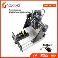 3 Axis CNC Engraving Machine DIY Mini Desktop Laser Engraving Machine Marking Machine Mini Cutting Plotter