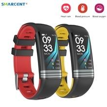 Smarcent G26 Fitness Bracelet  Pedometer Smart wristband Blood Pressure Monitoring Professional Waterproof Sport Bracelet