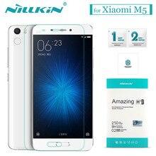 Nilkin для Xiaomi mi 5 mi 5 закаленное стекло экран протектор Nillkin 9 H жесткий удивительный H/H + Pro стекло плёнки для Xiaomi mi 5 M5 Pro