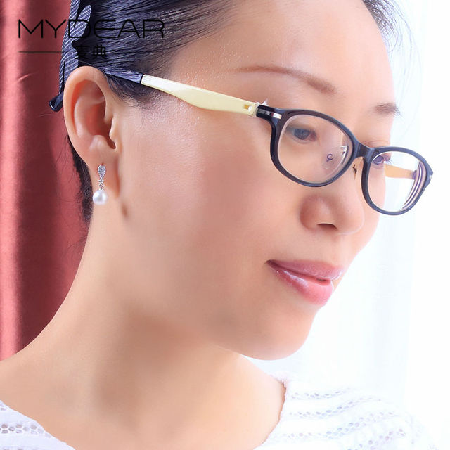 MYDEAR Real Pearl Jewelry Top Market Design 8-8.5mm Natural Akoya Pearls Earrings For Women Vogue Gold Drop Earrings,New Arrival
