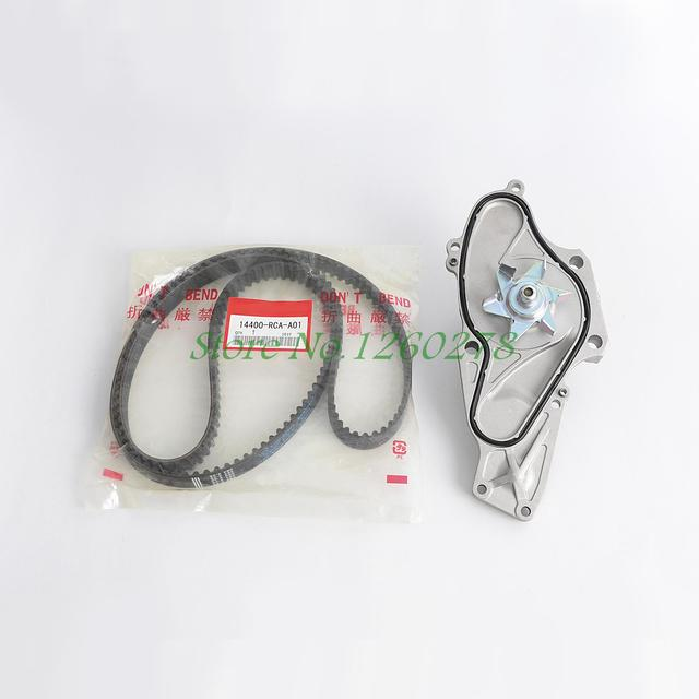 genuine oem timing belt water pump kit for honda odyssey pilot