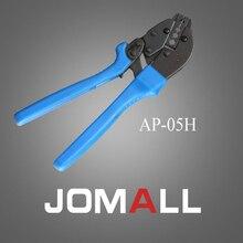 Купить с кэшбэком AP-05H crimping tool crimping plier 2 multi tool tools hands New Generation Of Energy Saving Crimping Plier