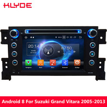 KLYDE Octa Core PX5 4GB RAM 32GB ROM Android 8.0 7.1 6 Car DVD Multimedia Player Radio Stereo For Suzuki Grand Vitara 2005-2013