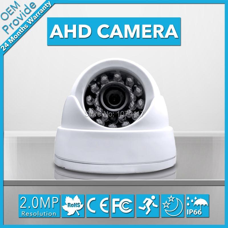 AHD2420R 2.0 MP AHD CMOS CCTV Camera 1080P AHD Security Surveillance Night Vision 24 IR Light Dome Camera IR Cut Filter tiananxun 720p 1080p ir mini dome analog ahd cctv camera indoor wide angle ir cut night vision hd security surveillance