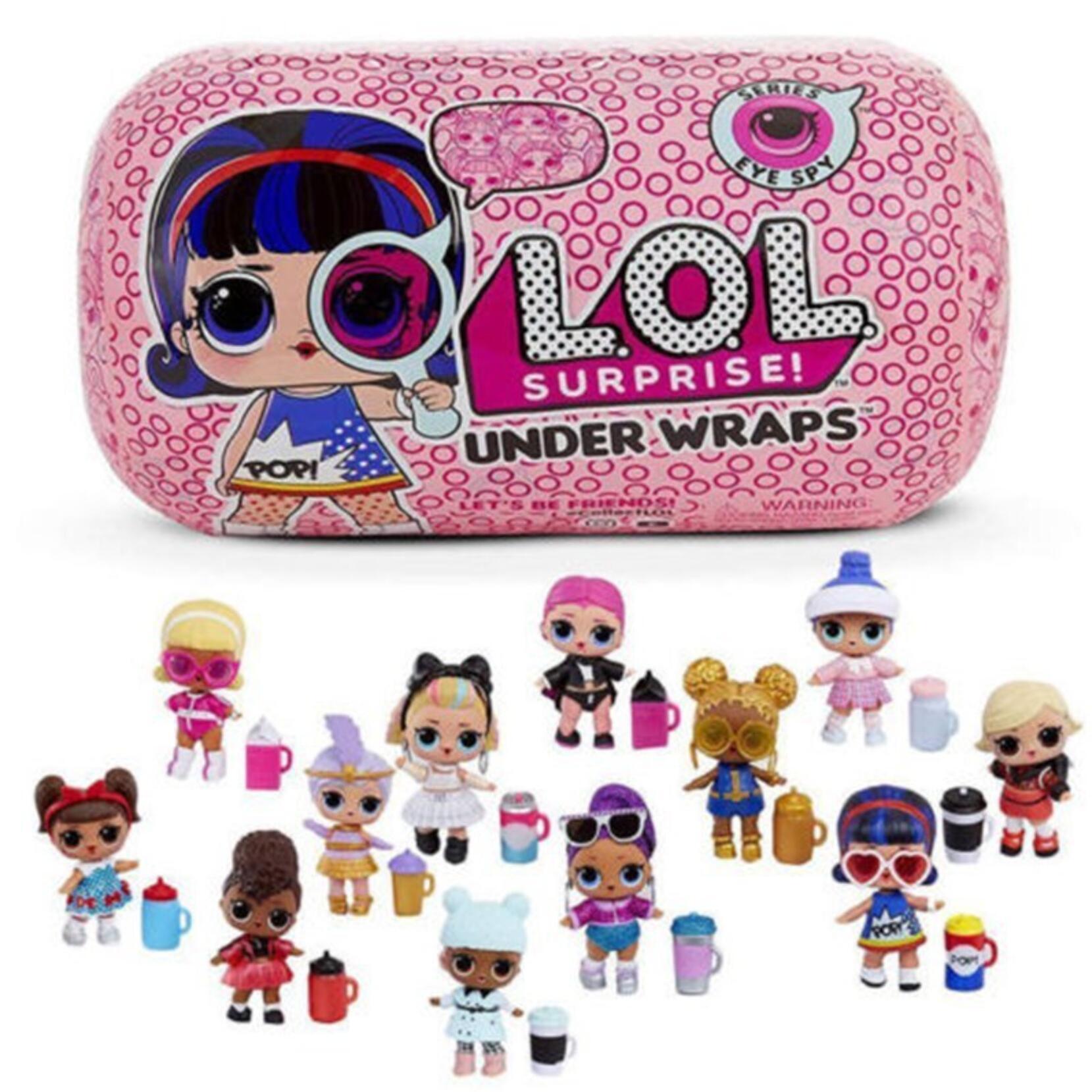 Surprise LOL Dolls Confetti Egg 23