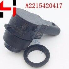 (4 pcs) controle de Distância de estacionamento Sensores de Auxílio Para GL320 GL350 ML320 ML350 C320 A2215420417 SL500 E R S Classe 2215420417