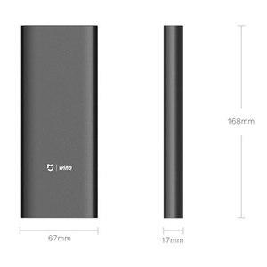 Image 5 - Набор отверток Xiaomi Mi Mijia Wiha 24 в 1, точный отверток, 60HRC, магнитные биты, домашний набор Xiaomi, ремонтные инструменты, оригинал