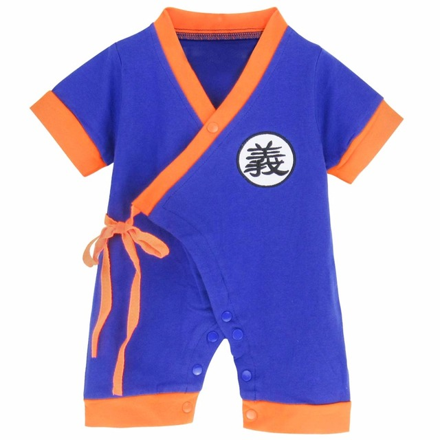 c9a1fbe2d Baby Boys Girls Chinese Tradictional Style Romper Halloween Baby Costume  Chinese belt Jumpsuit Newborn Infant Clothes