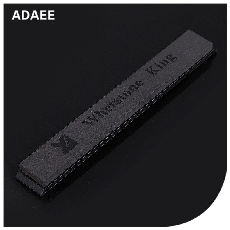 Piedra de afilar Adaee de grano 800 para dispositivo de ángulo fijo diseñada con 150 * 20 * 5 mm