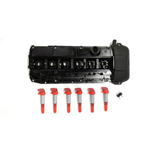 Engine Valve Cover + Ignition Coil Pack for BMW 325CI 325I 325XI 330CI 330I 330XI X3 X5 Z4 525I 530I M54 2.5 3.0 L 18pcs led bulb interior light kit for bmw e46 m3 318i 318ti 323i 323is 325i 325xi 328i 330i 330xi 325ci 323ci 328ci 330ci 99 05