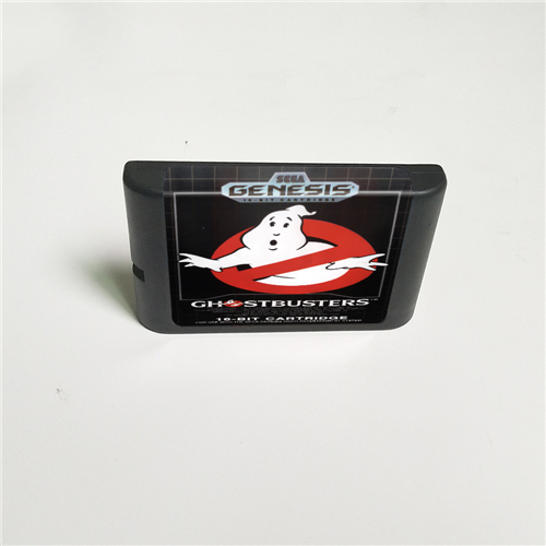 Ghostbusters 16 Bit MD Game Card For Sega Megadrive Genesis Video Game Console Cartridge