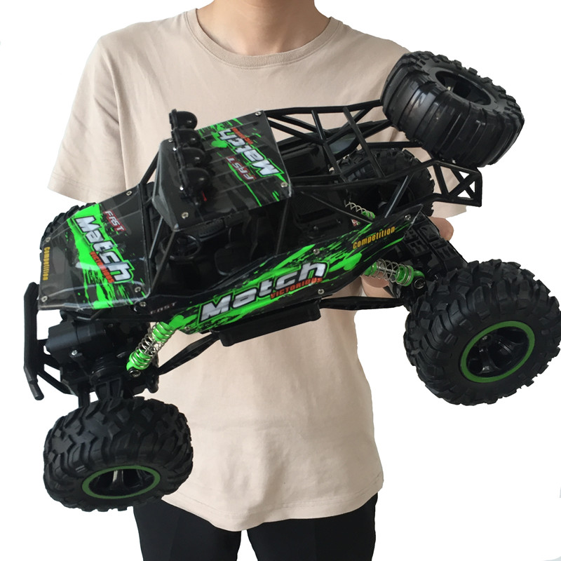 37CM Big Size 1/12 4WD RC Cars 2.4GHz High Speed Off Road Trucks Upgraded Buggy Vehicle Toys Children Kids Boys Birthday Gift
