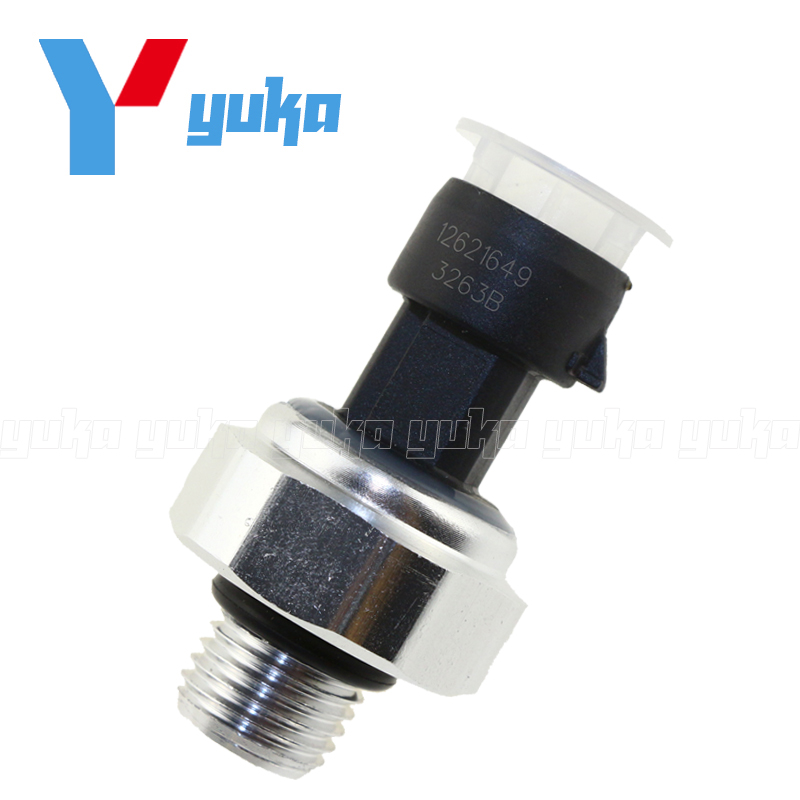 Free Shipping! NEW Engine Oil Pressure Sensor Switch For Cadillac For Chevrolet For GMC For Buick 12621649 12674782