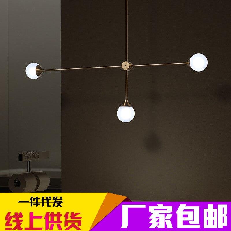 Современный стеклянный подвесной светильник, Скандинавская столовая, кухонный светильник, дизайнерские подвесные лампы, Avize Lustre Lighting