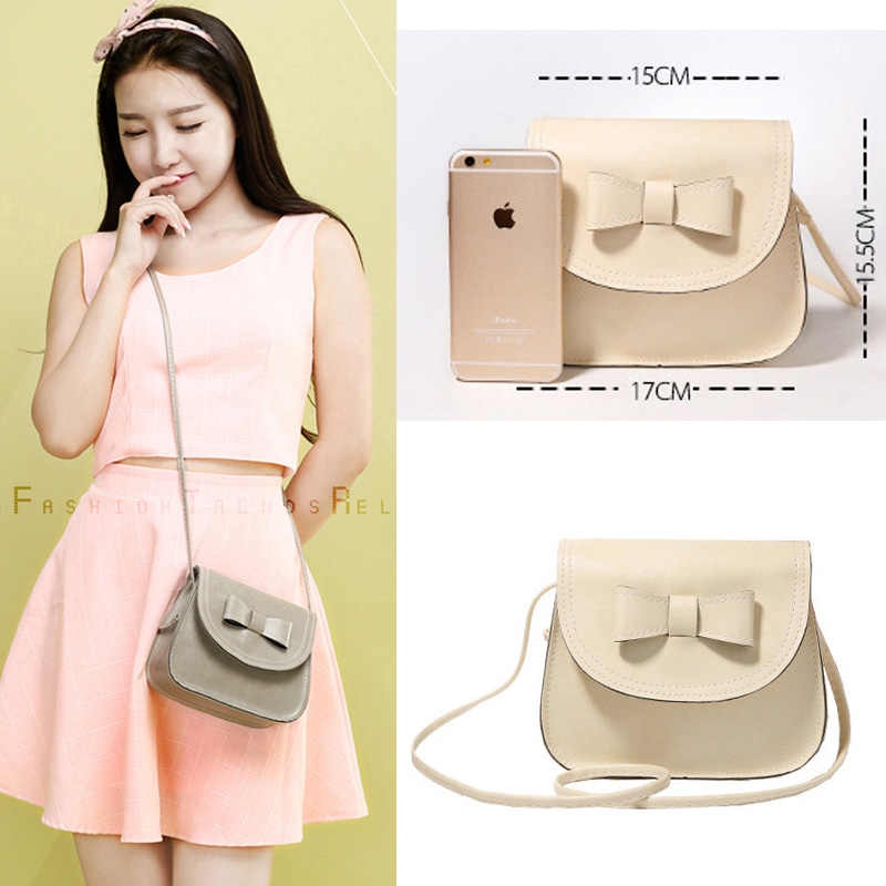 mobile phone bag case for iphone 7 8 plus samsung s10 xiaomi huawei p30 p20 ZTE leather Crossbody bags Ladies Purse Girls Pouch