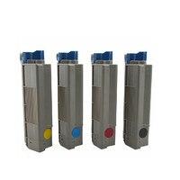 Toner For OKI C610 Color Laser Printer,Use For Okidata 44315304/03/02/01 For OKI Toner C610dn Printer, For Oki C 610 Toner