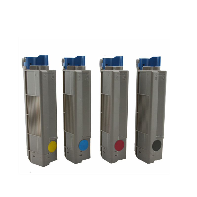EUR 8K/6K 46507508 46507507 46507506 46507505 Toner Cartridge For OKI C612 C612dn C612n Data C 612 612n 612dn Printer