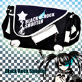 New Arrival BLACK ROCK SHOOTER Students School Bag BRS Anime Cosplay Travel Shoulder Messenger Bags Men & Women