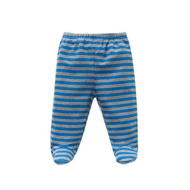 Set of Five Baby Boys' Cotton Pants 3