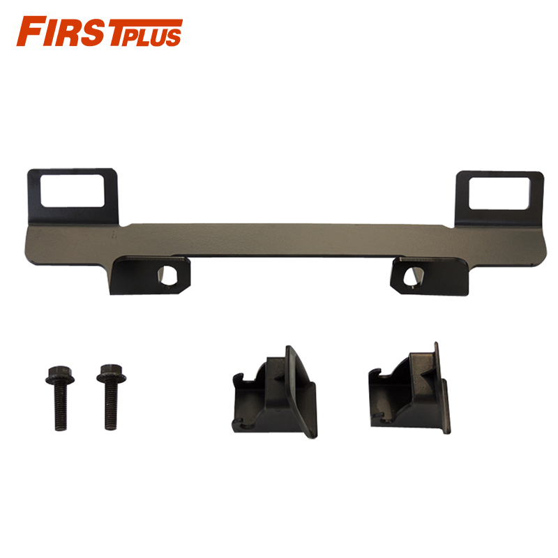 For AUDI A4 A6 ISOFIX Belt Connector Interfaces Guide Bracket Car Baby Child Safety Seat Belts Holder