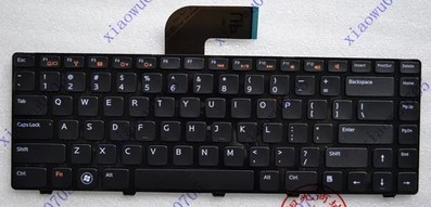 US New laptop keyboard for DELL Inspiron 3520 P18F 5520 P25F 5525 14-N4050 P22G English black