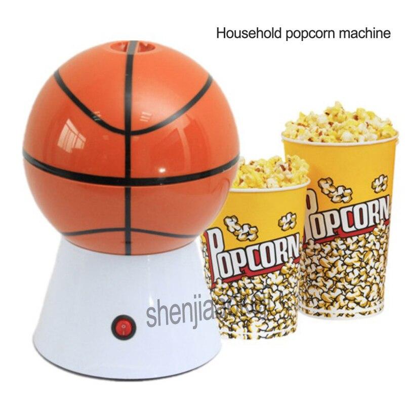 1pc Creative Home popcorn machine Electric Mini volleyball football basketball DIY MINI Popcorn Machine Popcorn Maker 110-240v 1pc Creative Home popcorn machine Electric Mini volleyball football basketball DIY MINI Popcorn Machine Popcorn Maker 110-240v