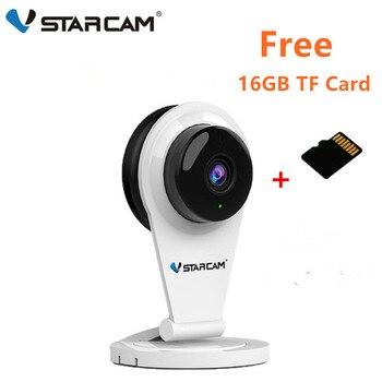 Vstarcam G96 720P HD IP Camera Wireless Network CCTV Camera IR-Cut Two Way audio Mini Wifi Security Baby Monitor цена 2017
