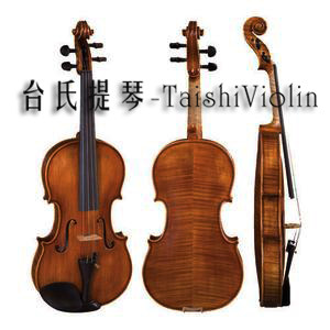 Hot Sale 4/4 Violin China Brand Classic Professional Violin With Violin Case And Violin Bow Compact Structure Excellent Tone image