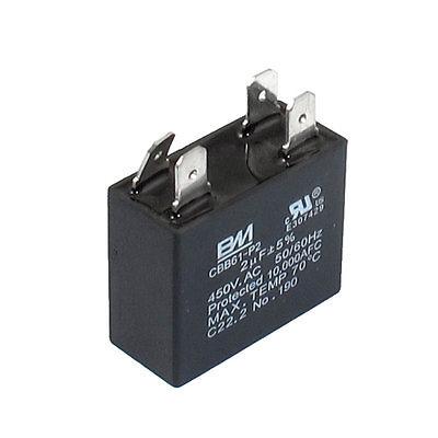 CBB61 4 Pins AC450V 1 uF/2 uF/2.5 uF/3/3.5 uF/4 uF/5 uF/6 uF A Forma di Rettangolo del Condizionatore Daria del Ventilatore Motor Start CapacitorCBB61 4 Pins AC450V 1 uF/2 uF/2.5 uF/3/3.5 uF/4 uF/5 uF/6 uF A Forma di Rettangolo del Condizionatore Daria del Ventilatore Motor Start Capacitor