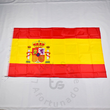 ФОТО spain  free shipping  90*150cm  national flag for festival the world cup home decoration flag banner