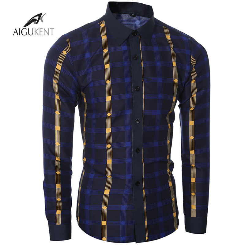 2016 new casual men 39 s clothing office herren hemden slim fit shirt. Black Bedroom Furniture Sets. Home Design Ideas