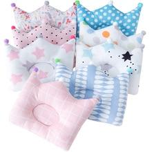 Muslinlife, almohadas para decoración de casa para recién nacidos, niños y niñas, cojín, ropa de cama de algodón, almohada para niños, Dropship