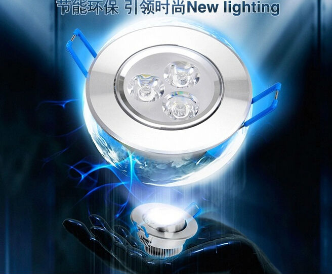 LED Spotlight 9W 12W 15W 18W LED Recessed Cabinet Wall Spot Down light Ceiling Lamp Cold White Warm White For Home Lighting